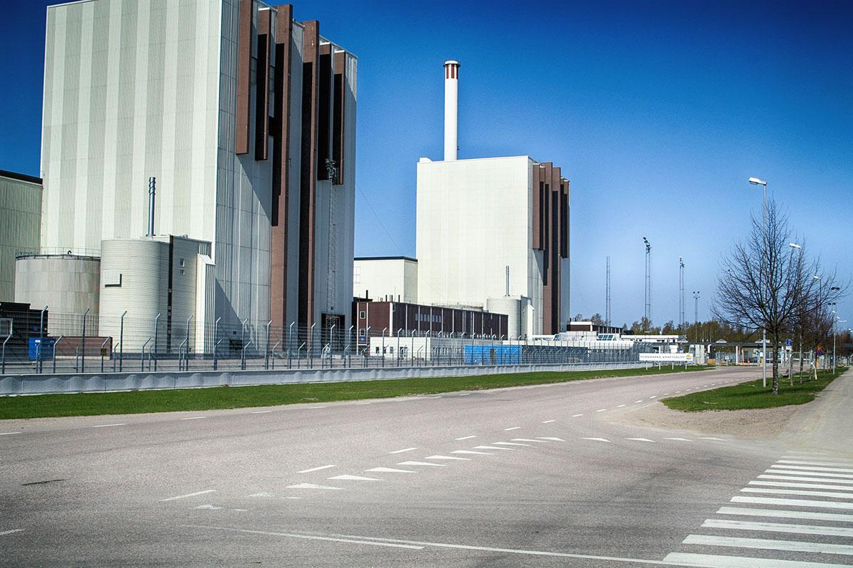 Forsmarks kärnkraftsanläggning