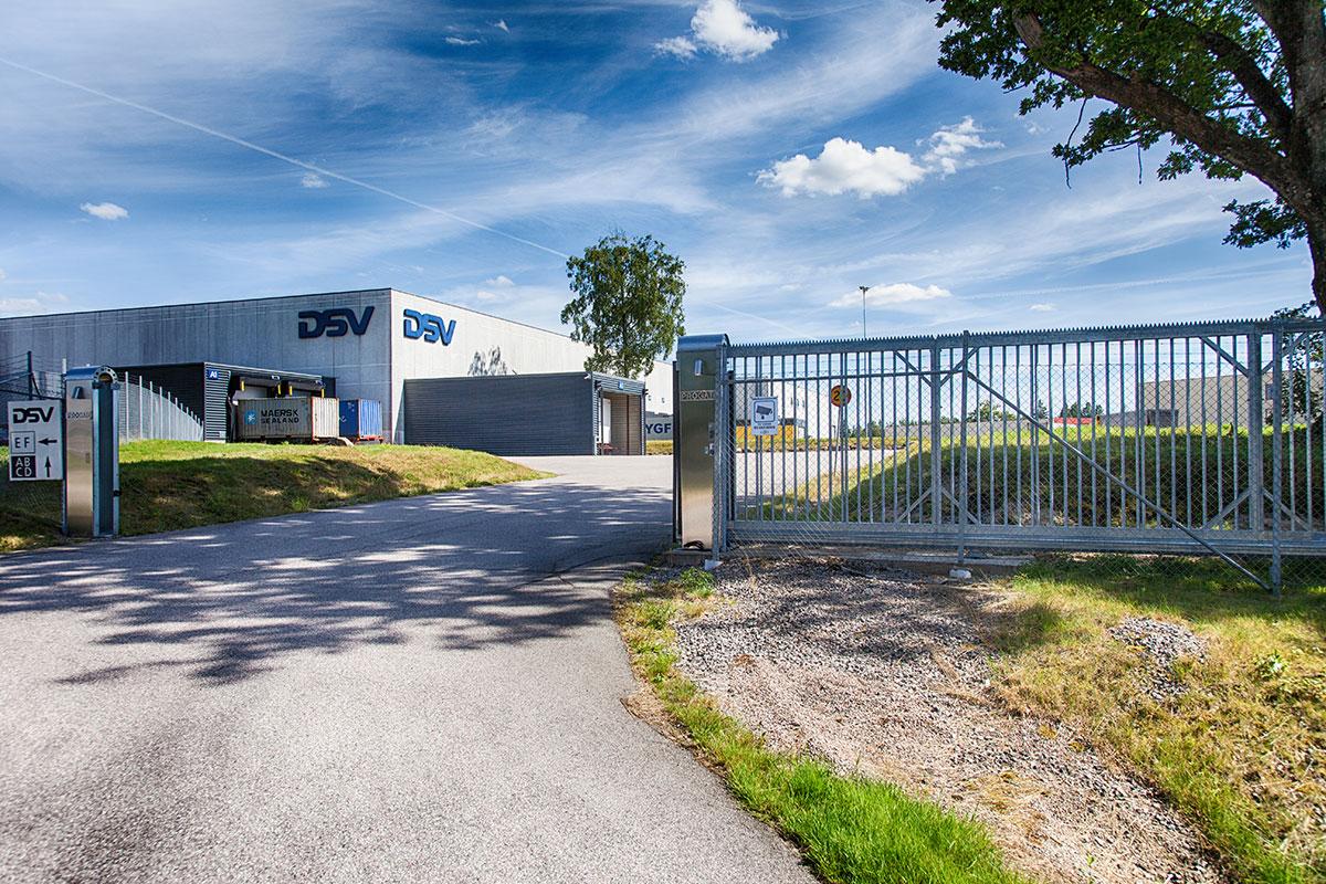 DSV Solutions, Borås
